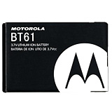 Motorola BT61 SNN5820A OEM Battery