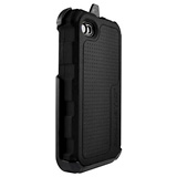 BALLISTIC HARD CORE CASE FOR iPHONE 4/4S - BLACK