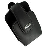 BLACKBERRY HDW-13789-001 LEATHER POUCH CARRY CASE WITH SWIVEL BELT CLIP