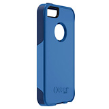 OTTERBOX COMMUTER CASE FOR iPHONE 5 - BLUE