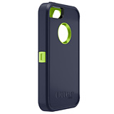 OTTERBOX DEFENDER CASE FOR iPHONE 5 - BLUE/GREEN