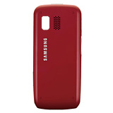 SAMSUNG RANT RED BATTERY DOOR